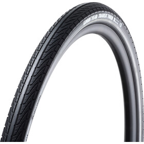 Goodyear Transit Tour Foldedæk 50-622 Tubeless Complete Dynamic Silica4 e50, black reflected